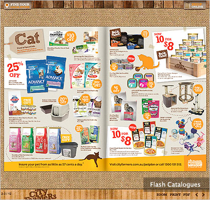flash catalogue
