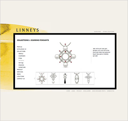 web design for jewellery retailers